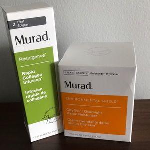 MURAD. Rapid Collagen Infusion & Detox Moisturizer